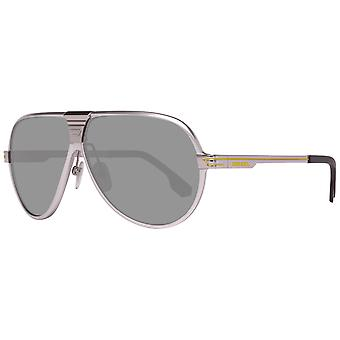 Diesel Silver Men Sunglasses
