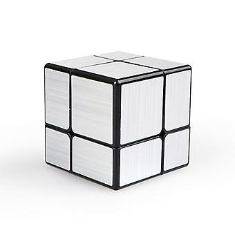 Magic Mirror Cube Professional Speed Puzzles Educational For Adults