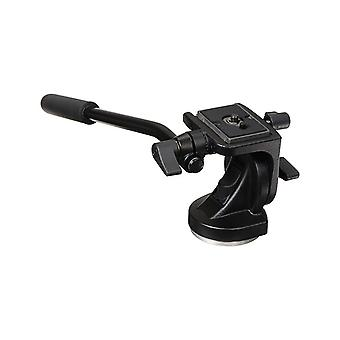 Manfrotto 700rc2 mini video head with rc2 rapid connect plate