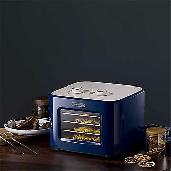 Food Dehydrator, Fruit Dryer Household Machine Pet Snack Stainless Steel Grid