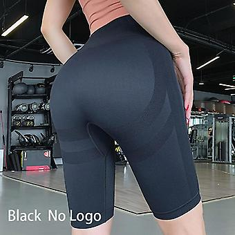 Vrouwen High Waist Energy Naadloze Yoga Shorts Push Up Hip Gym Shorts Fitness