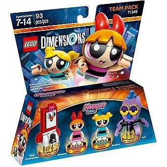 LEGO 71346 Powerpuff Girls Team pakke