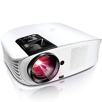 Projecteur HOME CINÉMA HD avec prise en charge du film HD 1080P 250inch