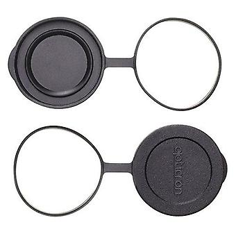 Opticron 42mm rubber objective lens covers og xl pair fits models with outer diameter 53-55mm