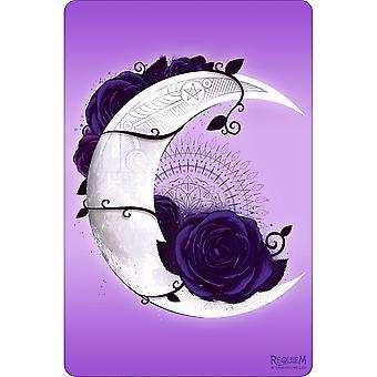 Requiem Collective Lunar Mandala Plaque