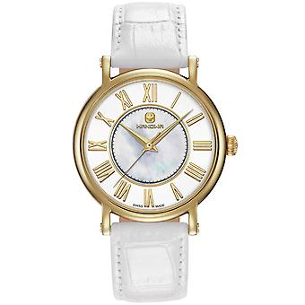 Ladies Watch Hanowa 16-6065.02.001, Quartz, 36mm, 3ATM