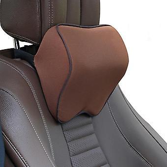 Car Headrest Pillow Neck Memory Cotton Auto Car Neck Rest Headrest Cushion