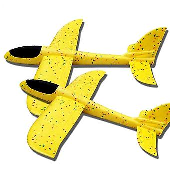 Hand Throw Flying Glider Planes For Foam Airplane (a)