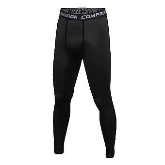 Men Clothing Sportswear Gym Fitness Compression Suits Running Set, Sport