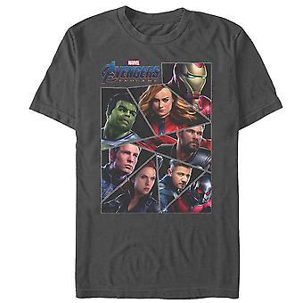 Marvel Avengers Endgame Avengers Group T-Shirt