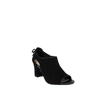 Charter Club | Hirah Tie Back Block Sandals