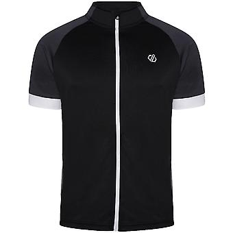 Dare 2b Mens Protraction Lichtgewicht Wicking Full Zip Jersey