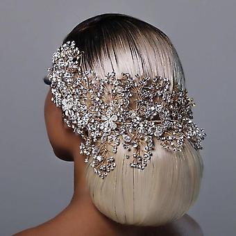 Accessoires de cheveux de mariée