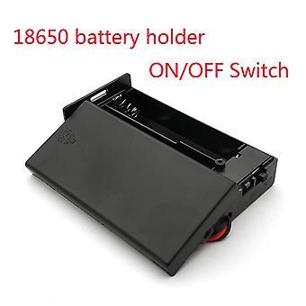 18650 Caisse de stockage de batterie 3.7v
