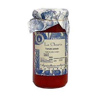 Organic Whole Peeled Tomato 660 g