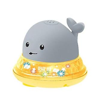 Children Whale Electric Induction Sprinkler