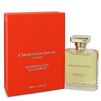 Sampaquita Eau De Parfum Spray By Ormonde Jayne 4 oz Eau De Parfum Spray