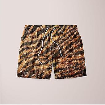 Shortsvz motif léopard27521