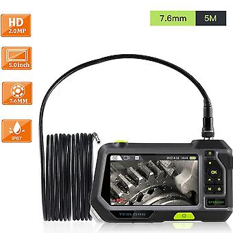 Dual Lens Digital Inspection Camera