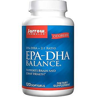 Jarrow الصيغ EPA-DHA التوازن الكبسولات الهلامية 120