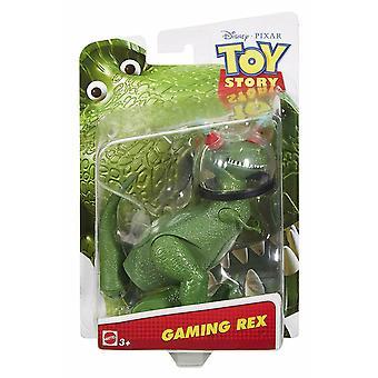 Disney pixar giocattolo storia gioco rex figura