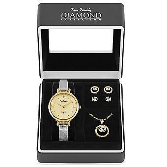 Pierre Cardin PCDX7927L6 Gift Set Watch & Necklace & Earrings