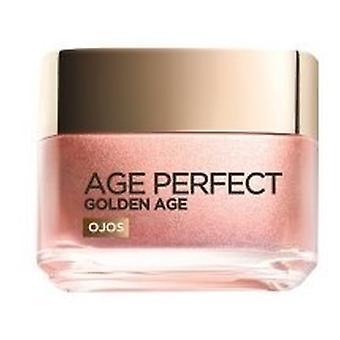 L&Oréal باريس العمر الكمال الذهبي Contorno دي Ojos 15 مل