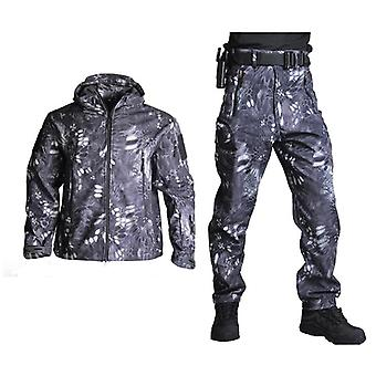 Army Waterproof Jackets Pants