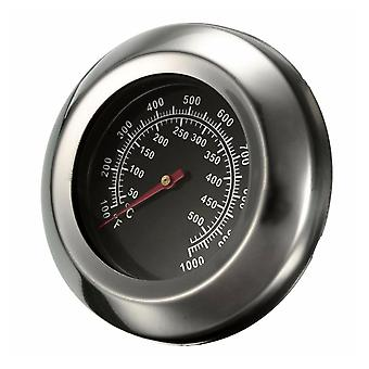 Meat Thermometer 76mm Stainless Steel Bbq Grill Monitor Pizza Bakery Temperature Gauge 50-500℃