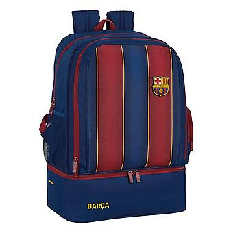 Sporttasche mit Schuhhalter F.C. Barcelona 20/21 Maroon Navy Blue