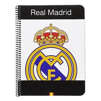 Livre des anneaux Real Madrid C.F. A5