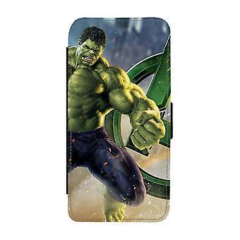 Hulk Samsung Galaxy S20 FE lompakkokotelo