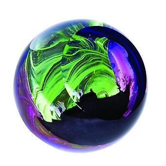 Caithness Glass Northern Aurora Presse-papiers