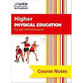 NEW Higher Physical Education second edition Revise for SQA Exams Leckie Course Notes