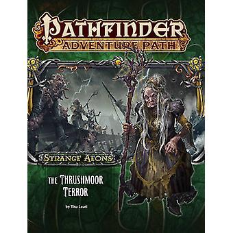 Pathfinder Adventure Path Strange Aeons Part 2  The Thrushmoor Terror