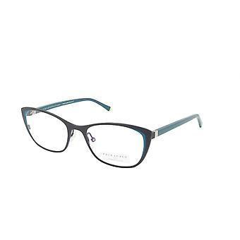 Gezicht Een Gezicht Bril Frame JOYCE 1 Col. 9402 Acetaat Matte Blueberry Violet