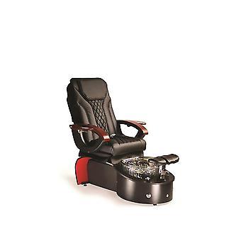 Wyposażenie salonu z antycznym wyposażeniem salonu pięknego krzesła Pedicure