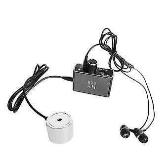 Diy Hy929 Microphone mural Détecteur d'écoute vocale