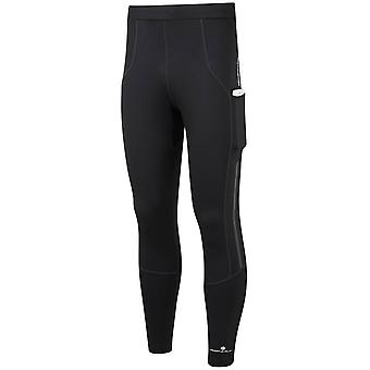 Ronhill Tech Revive Stretch Tights - All Black