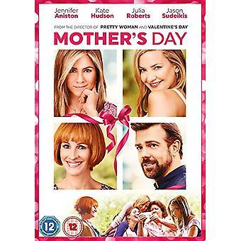 Dvd-skiva på mors dag