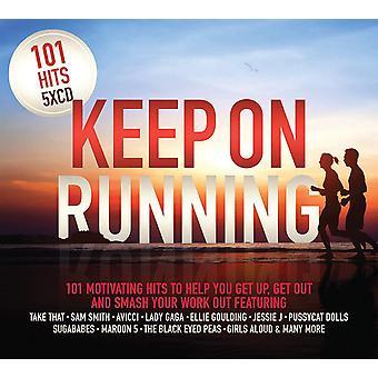 101 Keep On Running CD