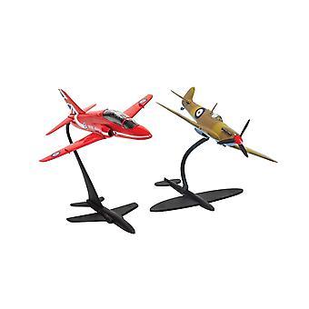 Airfix Best of British Spitfire ja Hawk Model Kit