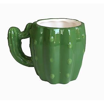 Cactus Ceramic Cup Milk Coffee Cup Mug