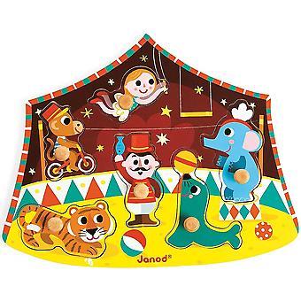 Circo de Janod Puzzle