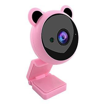 Inteligentní Usb Originální 1080p Roztomilá digitální webová kamera s mikrofonem
