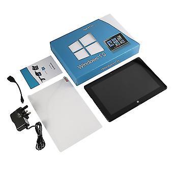 10,1 tuumaa 64Gb Quad Core Tablet Henkilökohtainen Tietokone Full Hd Kannettava tietokone 4Gb Ram Eu Pistoke