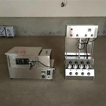 Máquina de pizza eléctrica, Horno de cono, Máquinas expendedoras