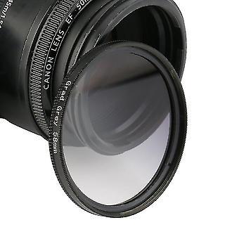 Universal 58mm Filter Circo Spiegel Objektiv Gradient Uv Für DSLR Kamera Objektiv