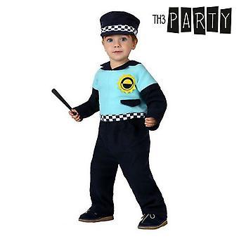 Disfraz para bebés Oficial de policía