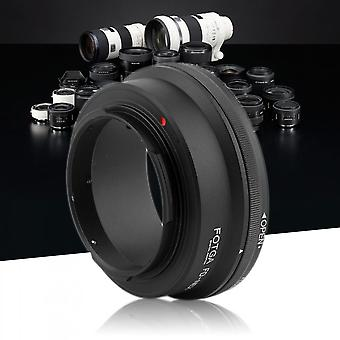 Fd-nex For Canon Convert To For Sony Lens Adapter Ring For Sony Nex-3 Nex-3c